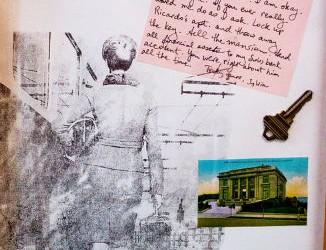 Why Art Influenced The Black Velvet Coat and Visa Versa