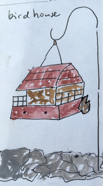 A Birdhouse Poem