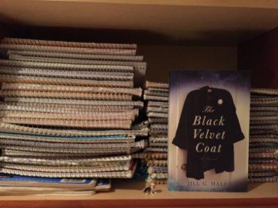 Why I Wrote The Black Velvet Coat